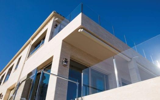 Luxusvilla-Calonge-Fassade